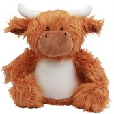 Mumbles Zippie Highland Cow